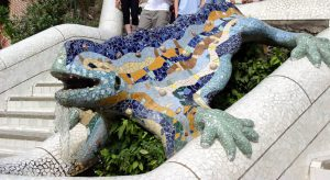 Reptil_Parc_Guell_Barcelona[1]